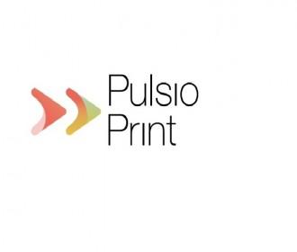PULSIO PRINT logo