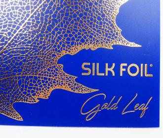 la dorure Silk Foil gold
